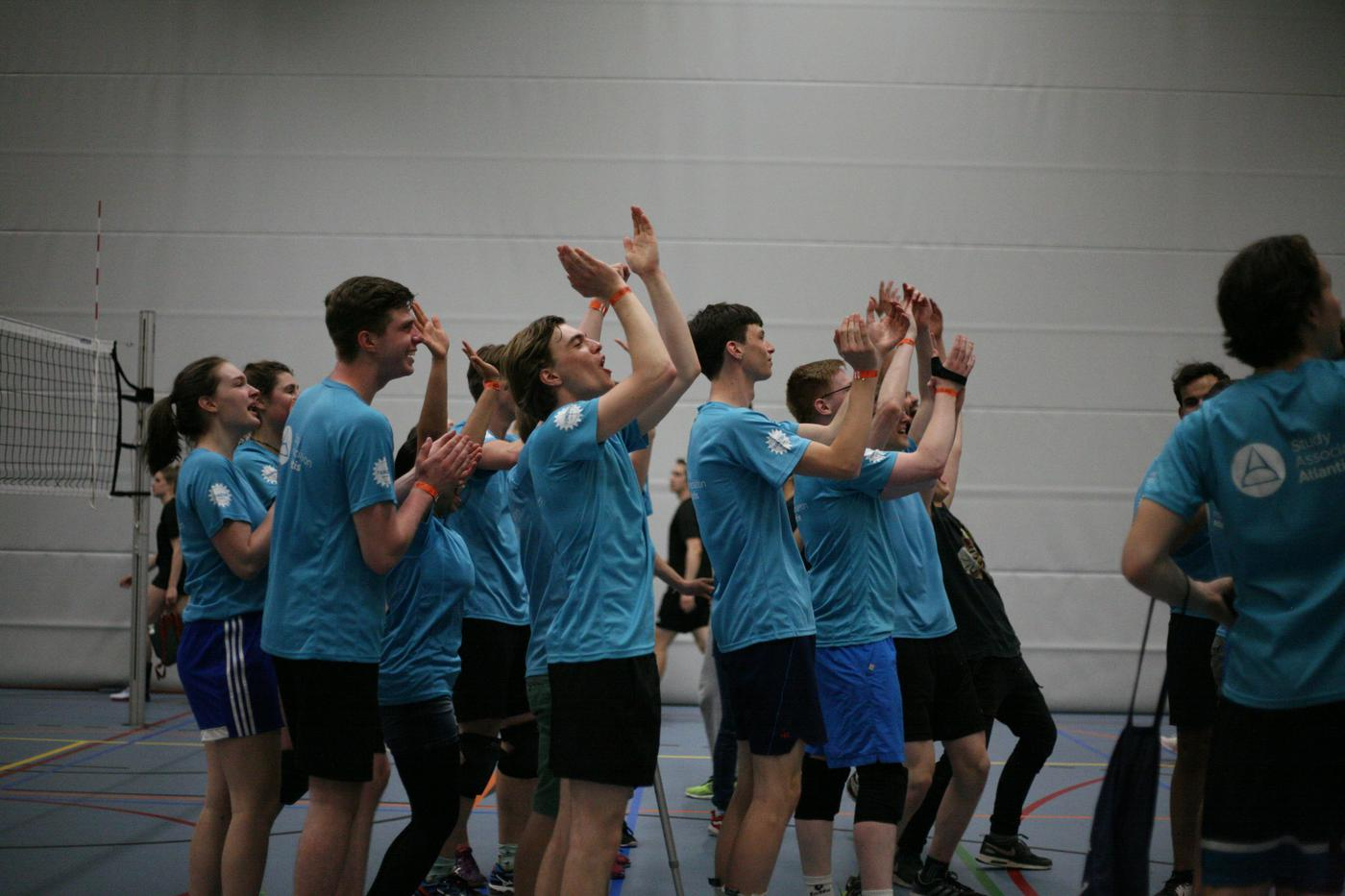 The UCSRN Tournament; A day of glorification and achievements