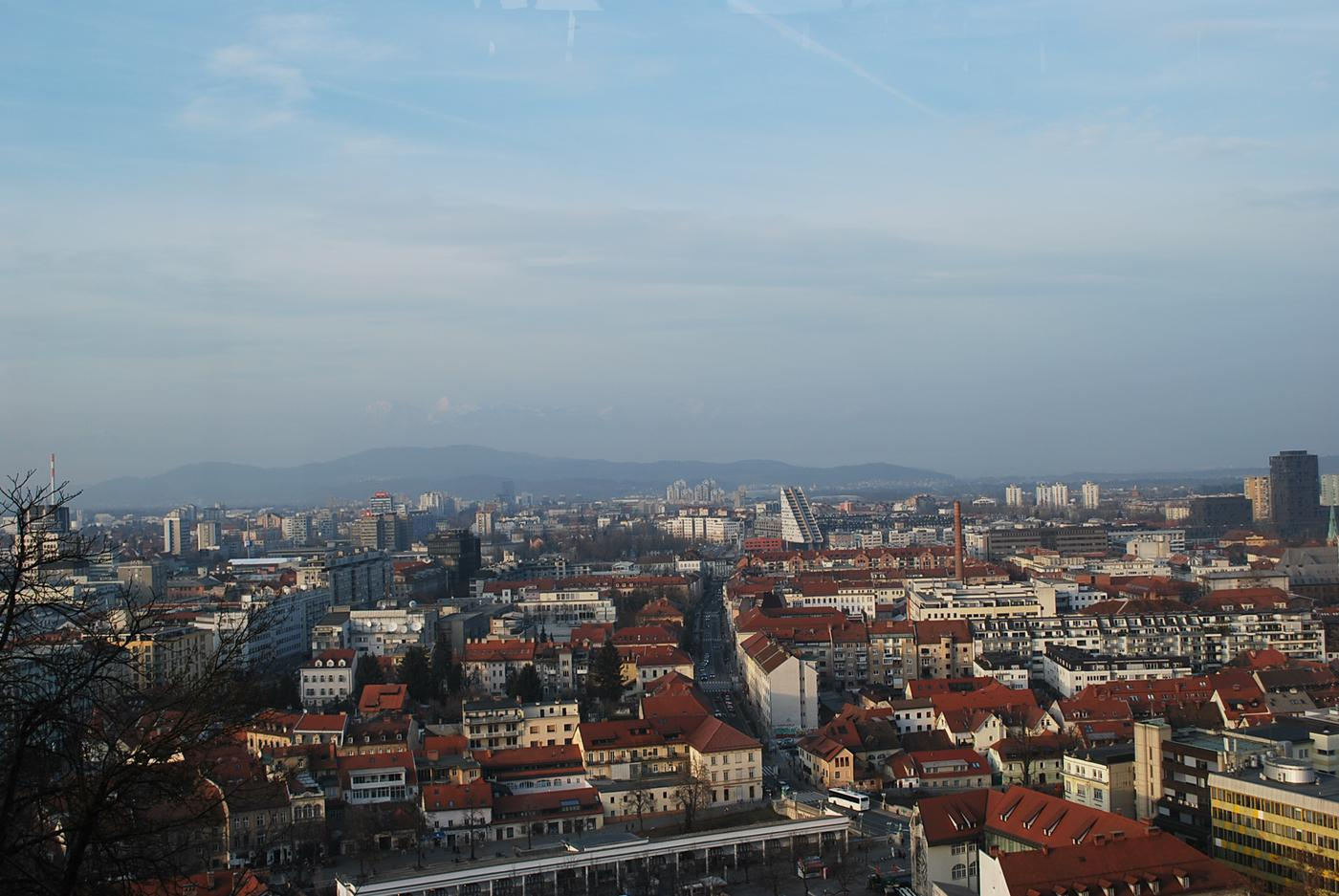 The fifth annual Atlantis study trip to Ljubljana
