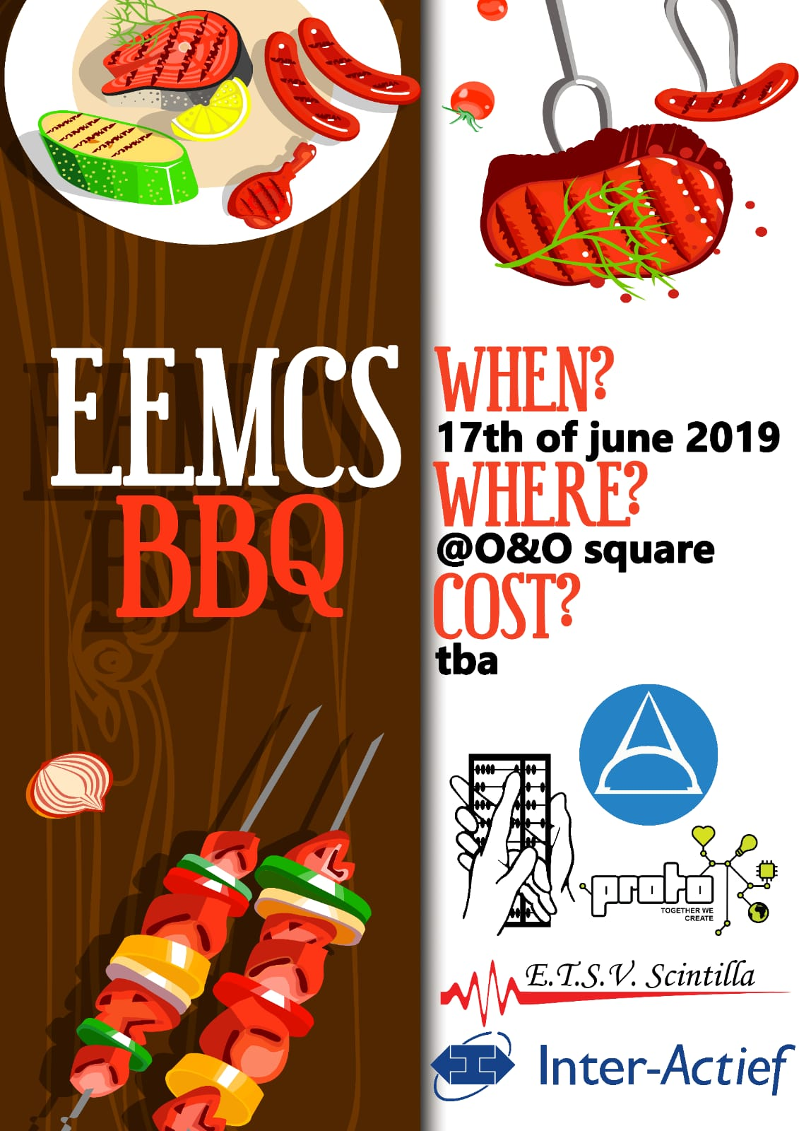 EEMCS Barbecue