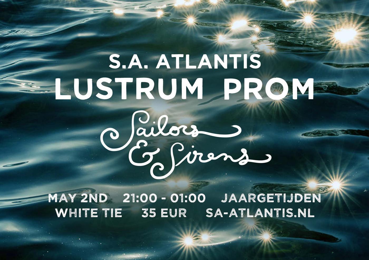 First Lustrum Gala
